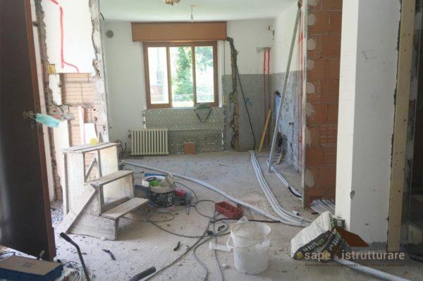 ristrutturazione chiavi in mano appartamento